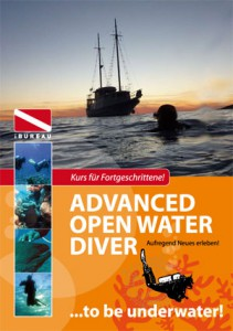 PADI Advanced Open Water Diver (AOWD)
