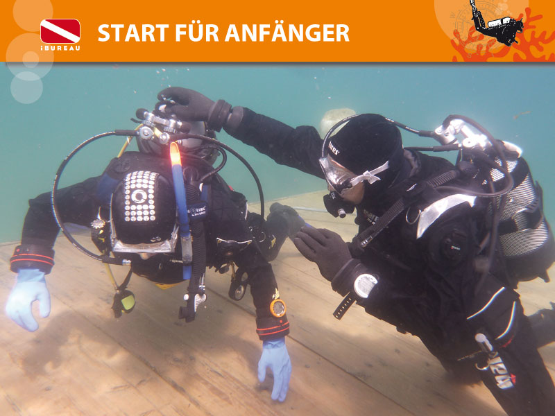 Open Water Diver Kurs (OWD)